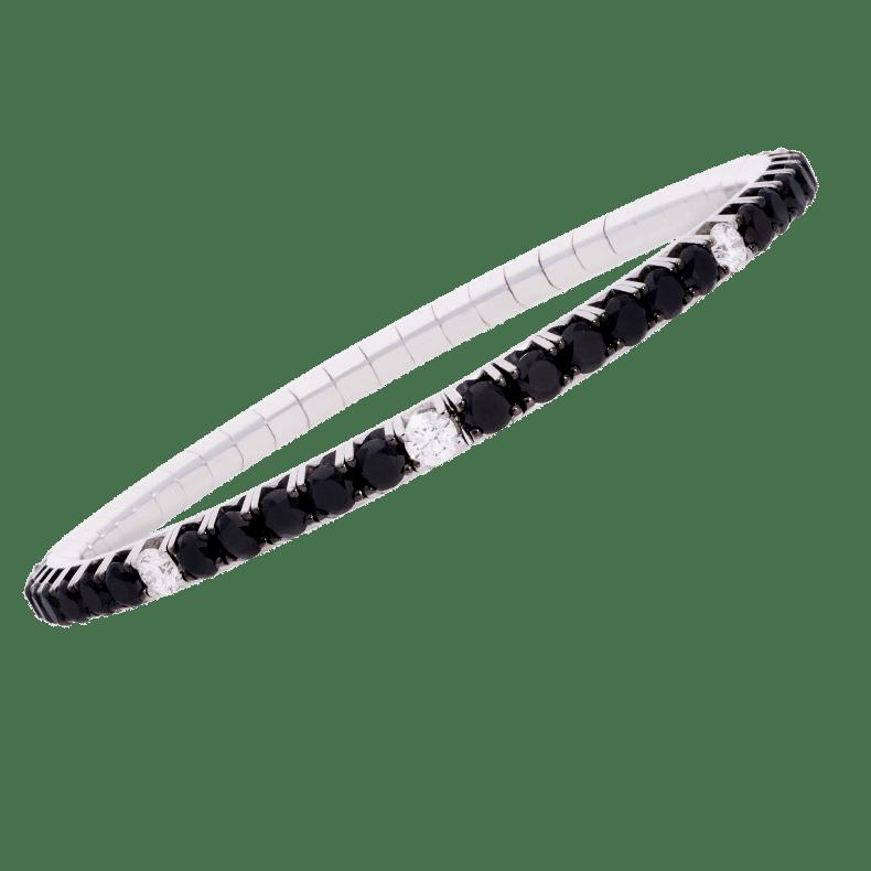 extensible elastic tennis bracelet